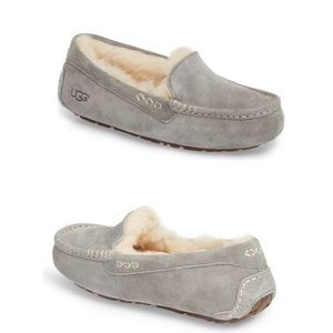 UGG Ansley Water Resistant Fur Lined Slipper